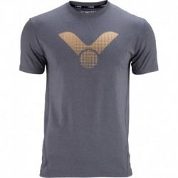 VICTOR T-Shirt grau 6518
