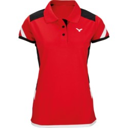 VICTOR Polo Function Female rot 6717