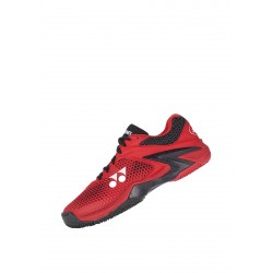 YONEX POWER CUSHION ECLIPSION2, rot/schwarz, Tennis