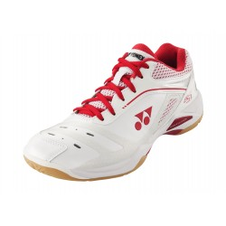 YONEX POWER CUSHION 65 Z WOMEN, weiß/rot