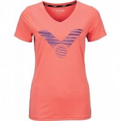 VICTOR T-Shirt melon melánge 6529