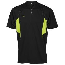 RSL Poloshirt men A12034/201314M, schwarz, Größe 2L