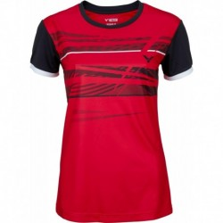 VICTOR T-Shirt Function Female 6079, rot
