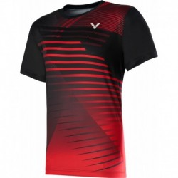 VICTOR T-Shirt T-00001TD C, rot