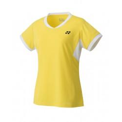 YONEX Ladies Poloshirt, YW0010, hellgelb