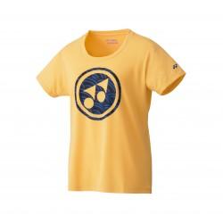 YONEX Ladies T-Shirt, 16430, gelb