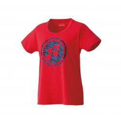 YONEX Ladies T-Shirt, 16430, flash red