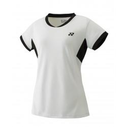 YONEX Ladies Polo-Shirt YW0010, weiß