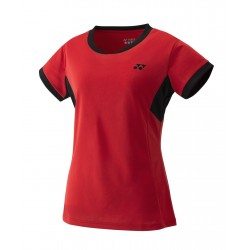 YONEX Ladies Polo-Shirt YW0010, sunset rot