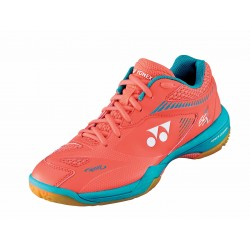 YONEX POWER CUSHION 65 Z2 LADIES, coral orange