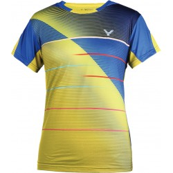 VICTOR T-Shirt Korea female 6206, gelb