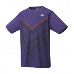 YONEX Men's Shirt 16504, purple