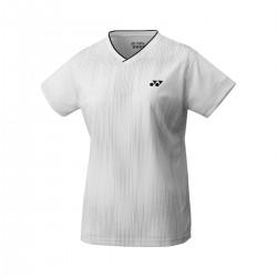 YONEX Women's Crew Neck Shirt YW0026 White