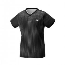 YONEX Women's Crew Neck Shirt YW0026 Black