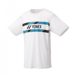 YONEX Men's T-Shirt 16491 White