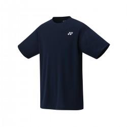 YONEX Men's T-Shirt, Club Team YM0023 Navy Blue
