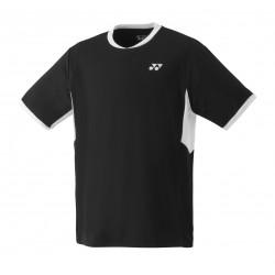 YONEX Jr.Crew Neck Shirt YJ0010 Black