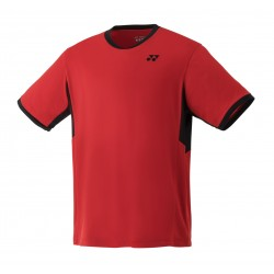 YONEX Jr.Crew Neck Shirt YJ0010 Sunset Red