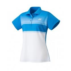 YONEX Women's Polo Shirt, Club Team YW0019 Infinite Blue