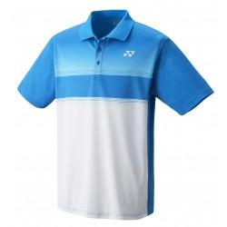 YONEX Men's Polo Shirt, Club Team YM0019 Infinite Blue