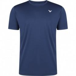 VICTOR unisex T-Shirt T-13102 B - blau