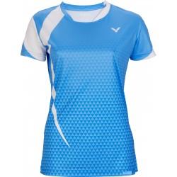 VICTOR Eco Series T-Shirt T-04102 M - hellblau