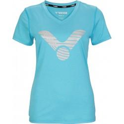 VICTOR T-Shirt T-04104 M - blau